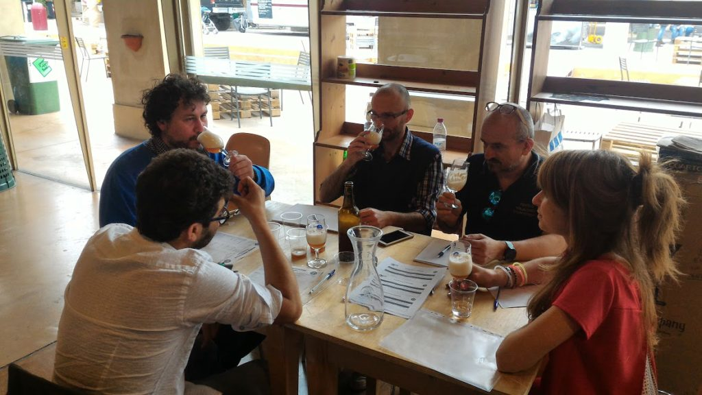 beer river panel contest homebrewers