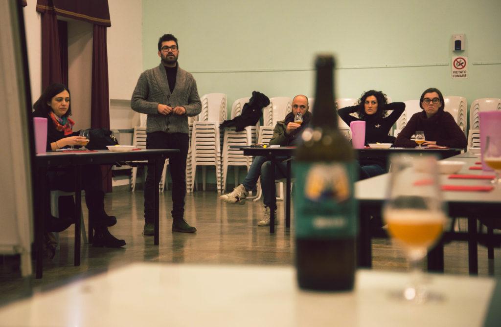 corso degustazione birra_la goose birra acida homebrewing contest