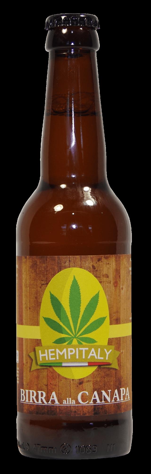 HempItaly birra alla canapa toscana